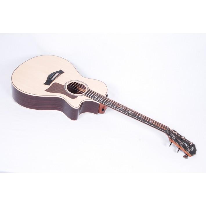 Taylor Guitars 812ce V-Class Rosewood Spruce Grand Concert (GC) ES2 Electronics #19043