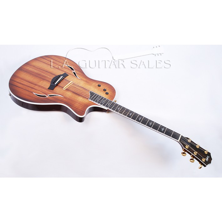 Taylor Guitars T5C2 Custom Koa Thinline Archtop with Hardshell Case