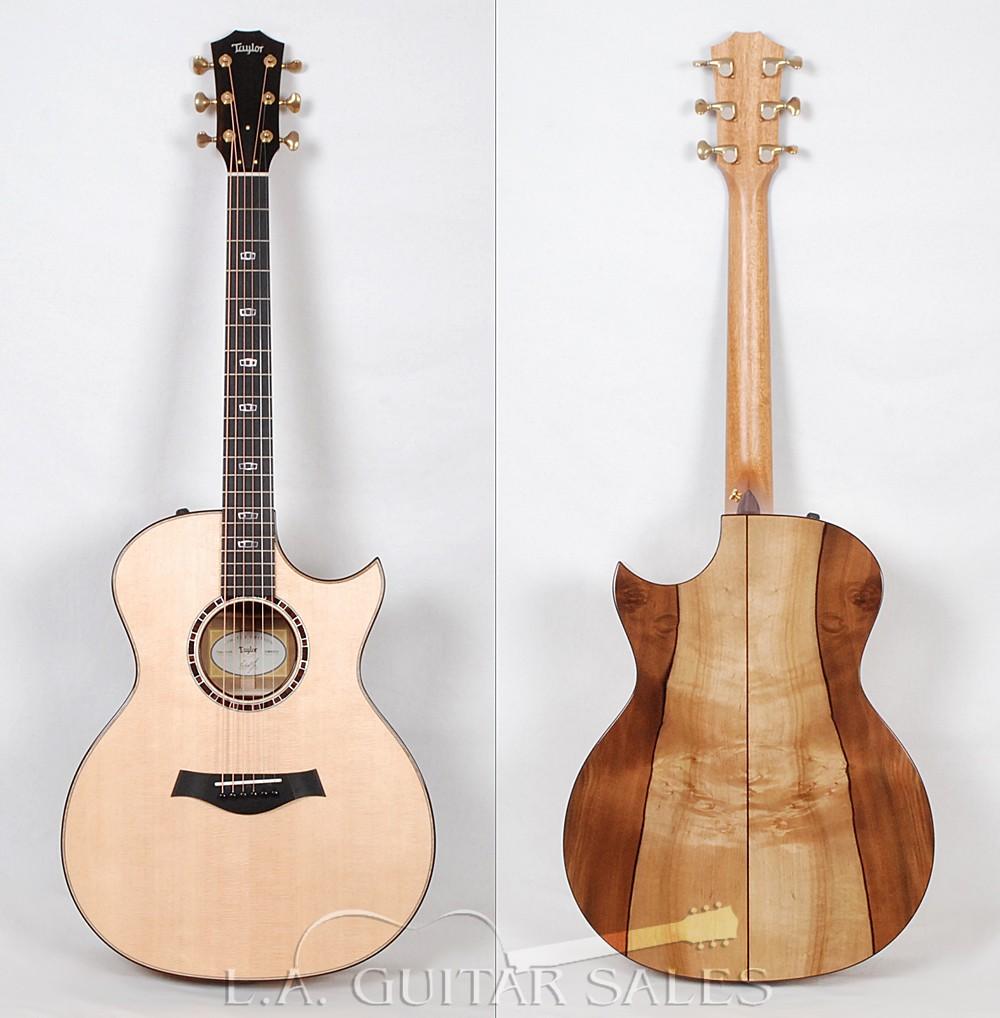 Taylor Guitars For Sale >> Taylor Guitars 714ce S Ltd Sassafras Florentine Limited S N 1108205114