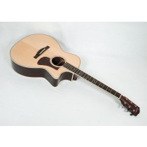 Eastman AC422CE Solid Sitka / Rosewood Grand Auditorium with Fishman Matrix Electronics and Case #17459