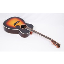 Eastman DT30OM-SB Rosewood Spruce Double Top Series Orchetra Model with Sunburst Finish #50703