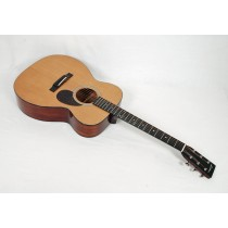 Eastman E10OM-TC Solid Mahogany & Thermo Cured (torrified) Adirondack Orchestra Model #02295
