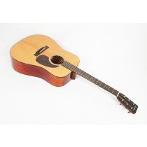Eastman E6D-TC Traditional Series Mahogany / Thermo-Cured Sitka Spruce Dreadnought #12232