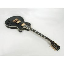 Eastman SB57/N-BK Satin Black Solid Body #51529