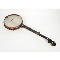 OME Wizard 5-String Open Back Banjo