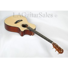 Taylor Guitars 312ce Spruce Sapele Grand Concert (GC) with ES Electronics and Gotoh 510 Tuners