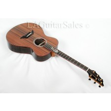 Breedlove Masterclass Phoenix - Sinker Redwood Top / Ziricote Back and Sides -  Store Demo Mint! s/n 14626