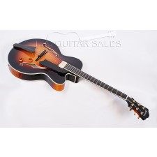 Eastman AR503CE-SB Archtop with Venetian Cutaway - Contact us for ETA