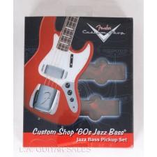 Fender Custom Shop 60's Jazz Bass Pickup set 099-2101-000