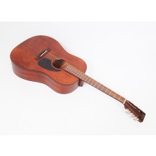 Martin Custom Size D 15S Style All Mahogany 12-Fret Dreadnought With Tortoise Binding #79478