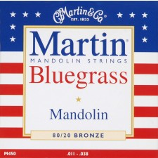 Martin Mandolin Bluegrass / M450