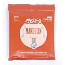 Martin M465 Medium (Monel) Mandolin Strings