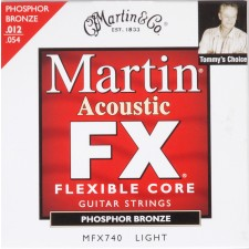 Martin Martin FX 92/8 Phosphor Bronze Light / MFX740
