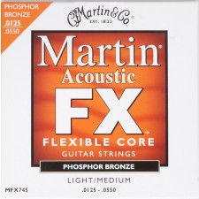 Martin Martin FX 92/8 Phosphor Bronze Light/Medium / MFX745