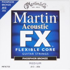 Martin Martin FX 92/8 Phosphor Bronze Medium / MFX750