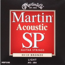 Martin SP 80/20 Bronze Light / MSP3100