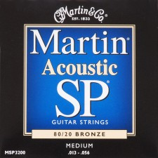 Martin SP 80/20 Bronze Medium / MSP3200