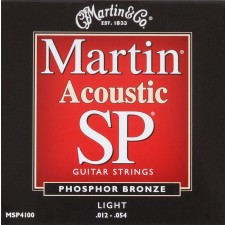 Martin SP 92/8 Phosphor Bronze Light / MSP4100