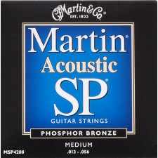 Martin SP 92/8 Phosphor Bronze Medium MSP4200