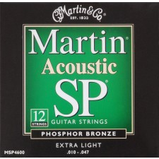 Martin SP 92/8 Phosphor Bronze Extra Light / MSP4600