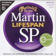 Martin Martin SP Lifespan 92/8 Phosphor Bronze Custom Light / MSP7050