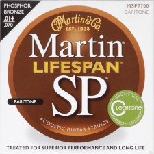 Martin SP Lifespan 92/8 Phosphor Bronze Baritone / MSP7700