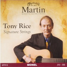Martin Tony Rice Signature Strings / MTR13