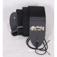 Martin Black Nylon Strap Model 18AS50B