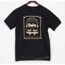 Official Taylor Guitars 40th Anniversary T-Shirt 1570