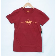 Official Taylor Mens Classic T-Shirt, Red