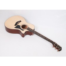 Taylor Guitars 312ce V-Class Acoustic-Electric Grand Concert ES2 Electroinics #90058