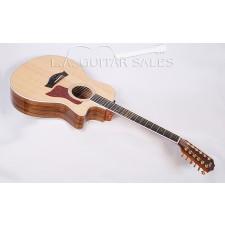 Taylor Guitars 456ce SLTD 2014 Model - #84121