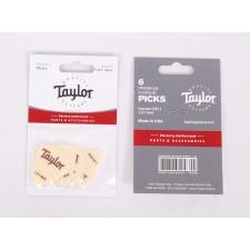 Taylor Premium Darktone Ivoroid 351 Picks, Model 70720
