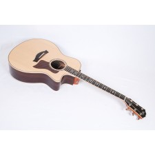 Taylor Guitars 816ce Rosewood Spruce Grand Symphony (GS) with Advanced Bracing and ES2 Electronics 2014 Model #74092