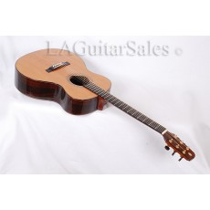 McAlister Concert (OM) Old Growth Sitka with Premium Brazilian Rosewood back and sides - 2004 Model