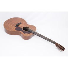 Blackbird El Capitan Ekoa Small Jumbo with K&K Mini Electronics #01019