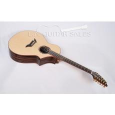 Breedlove Masterclass J22 Custom 12-String Macassar Ebony/Spruce