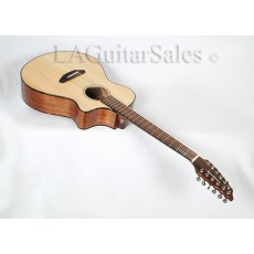 Breedlove Pursuit 12 String - Solid Spruce Top / Sapele Back & Sides / Fishman Electronics