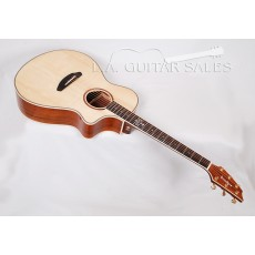 Breedlove Pursuit Concert 25th Anniversary Limited Edition #03238
