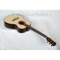 Bresnan Guitars OM Brazilian / European Spruce Orchestra Model