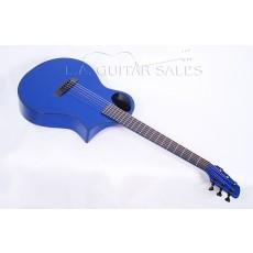 Composite Acoustics Cargo ELE Gloss Blue LR Baggs Electronics