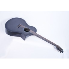 Composite Acoustics GX ELE Gloss Carbon Burst With Fishman Prefix Plus T Electronics #11213
