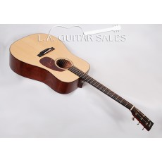Collings D1A Mahogany Adirondack Dreadnought with Deluxe Hardhsell Case Vintage 2010