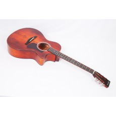 Eastman AC108CE-LTD Solid Sapele/ Adirondack Spruce Grand Concert with LR Baggs EAS Electronics and Gig Bag #162