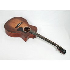 Eastman AC122-1CE-CLA Solid Sitka / Sapele Grand Auditorium with Fishman Sonitone Electronics and Gig Bag #01408