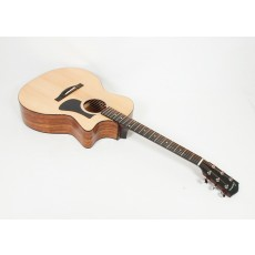 Eastman AC222CE-OV Solid Ovangkol / Spruce Grand Auditorium with Fishman Electronics and Gig Bag #12107