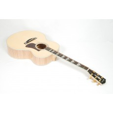 Eastman AC630-BD Flamed Maple Spruce Jumbo #10824