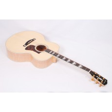 Eastman AC630-BD Flamed Maple Spruce Jumbo #50524