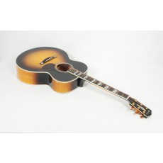 Eastman AC630-SB Flamed Maple Spruce Jumbo Sunburst Finish #13841