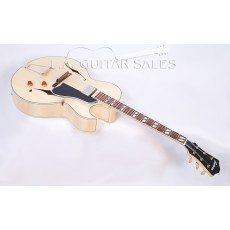 """Eastman AR371CE-BD 16"""" Archtop with Florentine Cutaway Blonde #50282"""